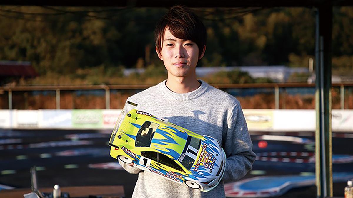 「材料力学の最先端」からラジコンレースのトップを目指す、学生RCカードライバー