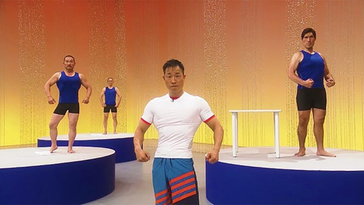 筋肉は裏切らへん?NHK大阪放送局『まだ間に合う筋肉体操』放送決定!