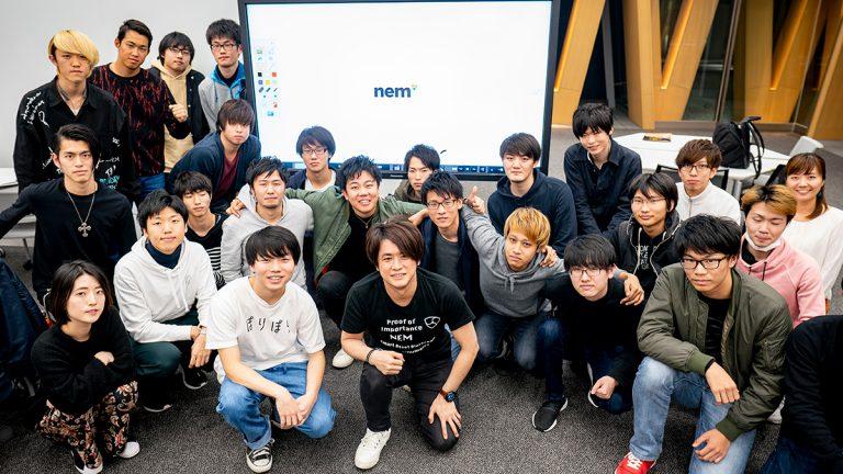 NEM JAPAN 古賀大喜とPoliPoli 伊藤和真が仮想通貨の未来を語る!『ブロックチェーン101』レポート
