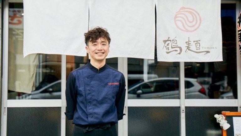 「鶴麺」大西益央の型破り経営論!ボストンで平日は2時間限定・2600円のラーメンが売れる理由