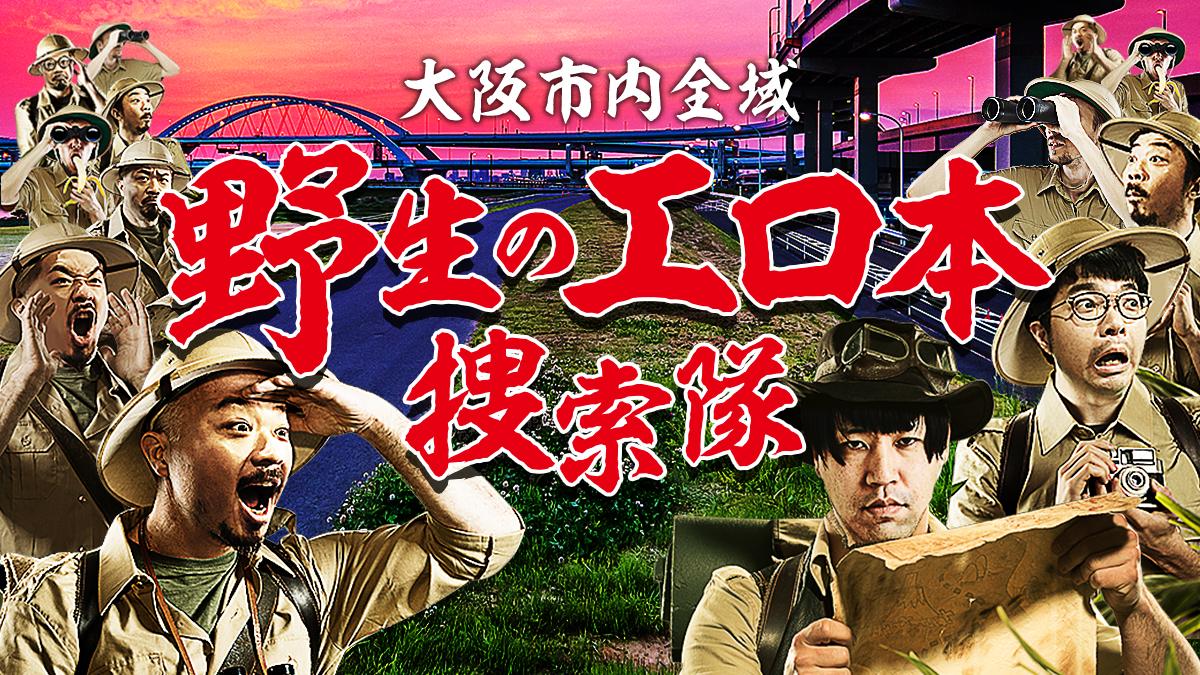 【隊員募集】絶滅寸前!?「野生のエロ本捜索隊」第1回大阪市内全域調査を実施します