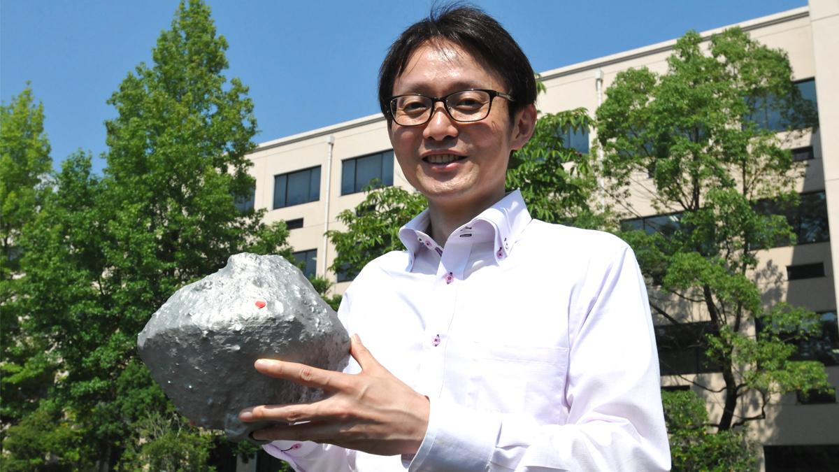 「はやぶさ2」が持ち帰る小惑星地下物質とは!?NASAの先行く快挙の舞台裏に迫る