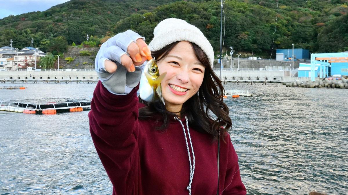 N0密で楽しめるレジャー「釣り」。近大OGの釣りガール・高本采実さんにその魅力をみっちり教わってみた